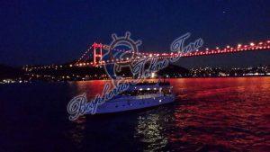 Boğazdaki turdan Bosphorus tekne turuna ait fotoğraf