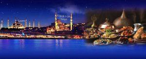 İstanbul Boğazında Ramazan Vakti