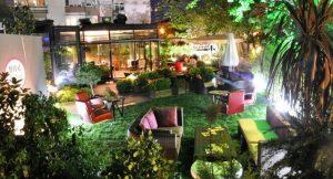 Hayal Kahvesi Caddebostan bahçesi