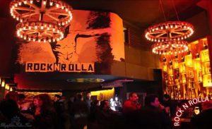 ROCK N' ROLLA İstanbul Kadıköy mekan içerisinden fotoğraf