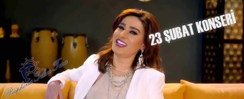 Yıldız Tilbe 23 Şubat İstanbul Konseri
