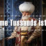 Madame Tussauds İstanbul gezimizden bir fotoğraf çekimi