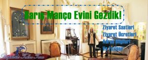 Barış Manço evi gezimizden fotoğraf